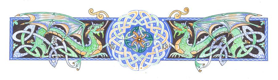 Celtic decoration