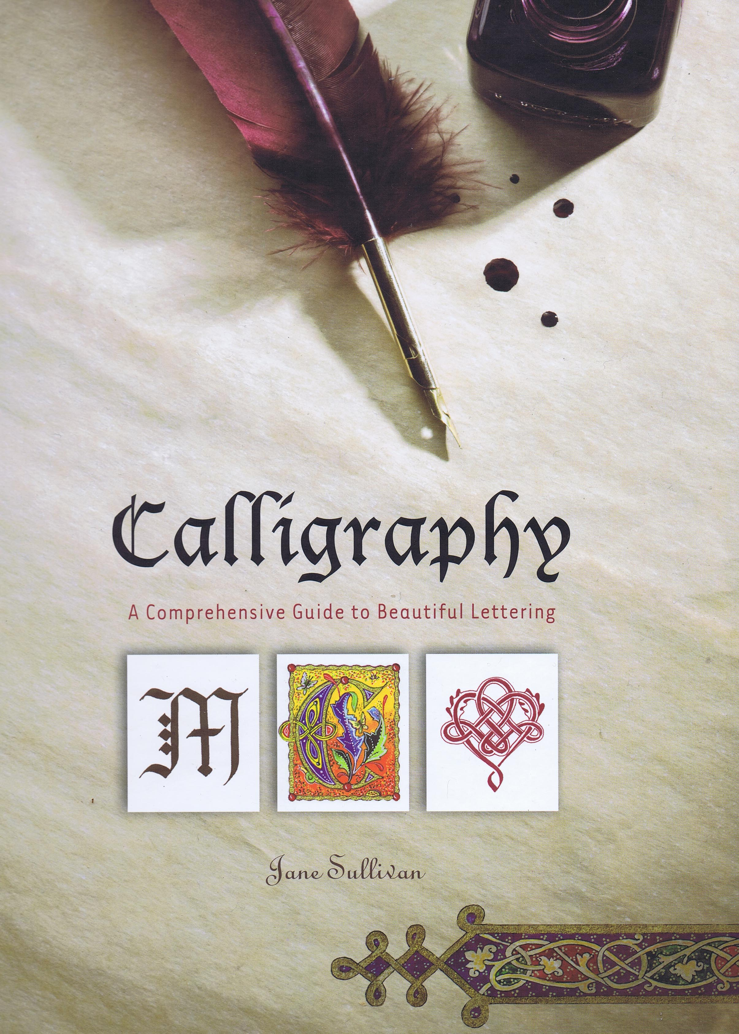 calligraphy cover only