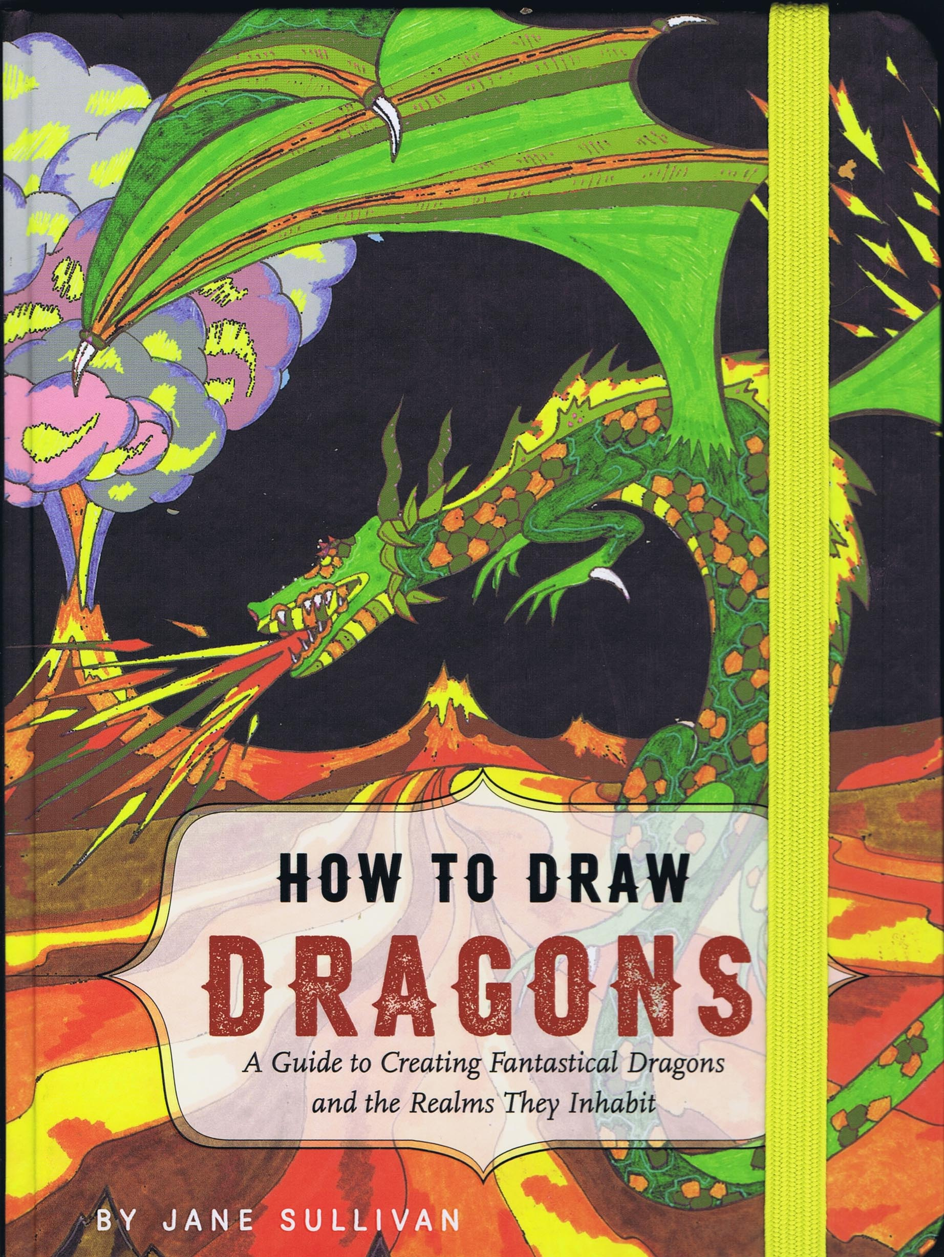 how to draw dragons cover