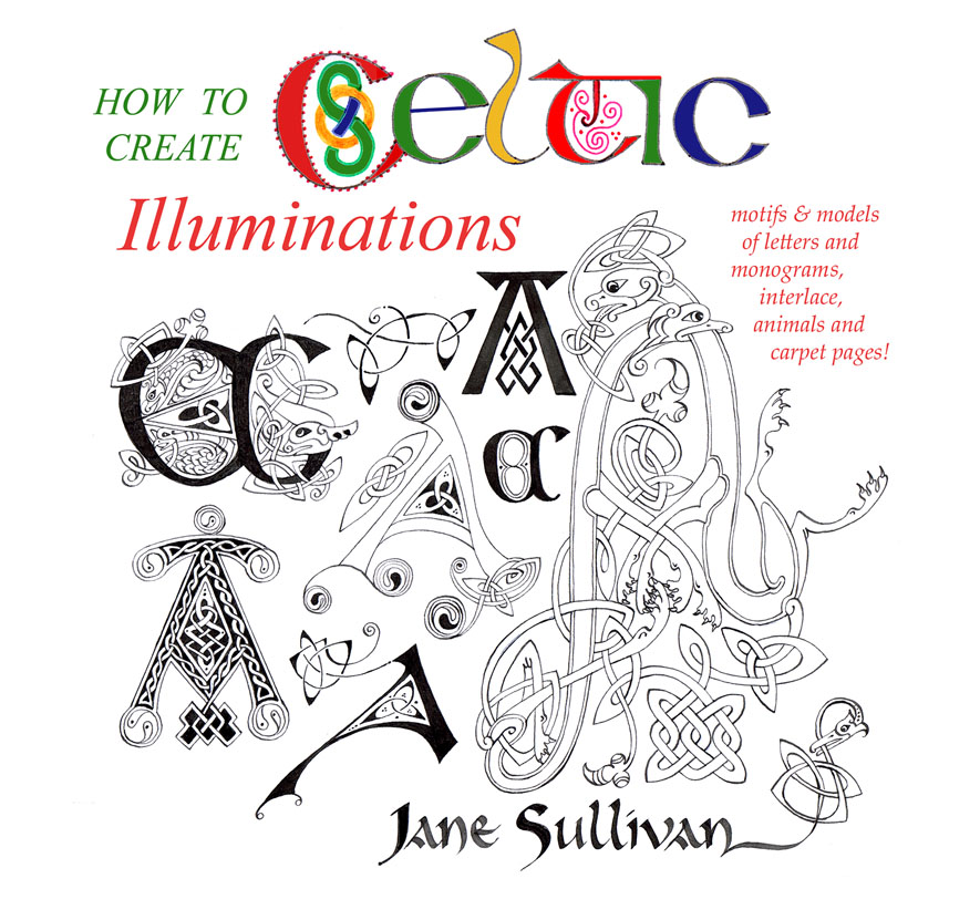 Cover Celtic Illuminations