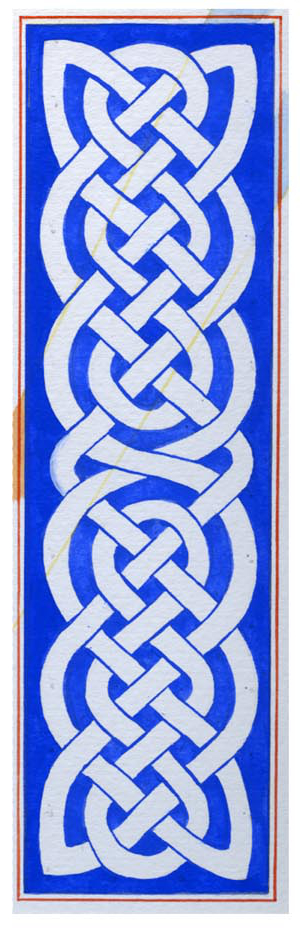 Celtic interlace
