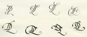monogramme-simple