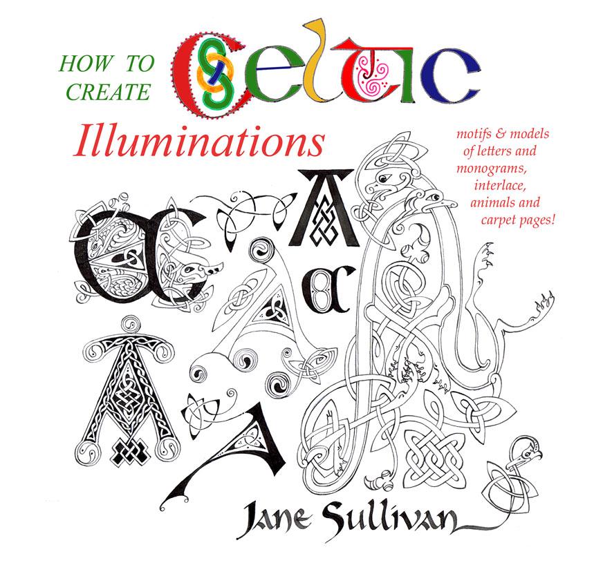 Cover Celtic illuminations